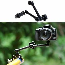 11 Inch Adjustable Magic Arm for DSLR Camera LCD Monitor LED Light Flash Light