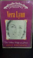 Vera Lynn The White Cliffs Of Dover CASSETTE TAPE