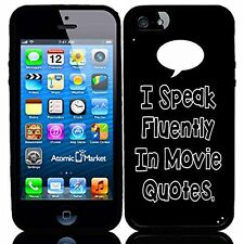 I Speak Fluently In Movie Quotes For Iphone 6 Case Cover