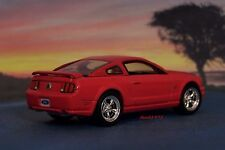 2007 07 FORD MUSTANG GT 1/64 SCALE COLLECTIBLE DIECAST MODEL DIORAMA OR DISPLAY