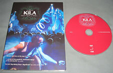 Kila: Once Upon a Time... - 2008 NTSC Region 0 DVD Music Video in Case - RARE!