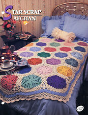Star Scrap Afghan, Annie's crochet pattern