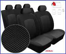 Tailored Full Set Seat Covers for Ford Fiesta Mk6 Mk7 2008 - onwards (BL)