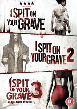 I Spit On Your Grave/I Spit On Your Grave 2/I Spit On Your Grave3 [DVD]