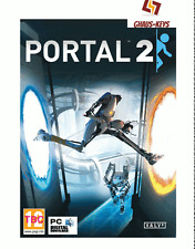 Portal 2 STEAM KEY PC GAME Codice Download Gioco PC Game Global [SPEDIZIONE LAMPO]