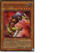 CARTA YU-GI-OH - CACCIATORE DI EREDITA' - DR2-IT180 - IN ITALIANO - FOIL