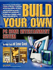Build Your Own PC Home Entertainment System-ExLibrary