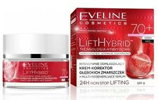 EVELINE COSMETICS LIFT HYBRID 70+ INTENSIVE REJUVENATION CREAM CORRECTOR SERUM