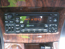 97-02 Chrysler Dodge Jeep Plymouth AM FM Cass CD Radio P04704385AC Tested