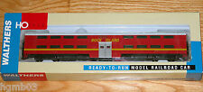 WALTHERS 932-6254 PS DD COMMUTER COACH ROCK ISLAND