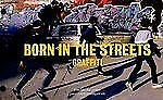 Born in the Streets : Graffiti by Hervé Chandés (2009, Hardcover)