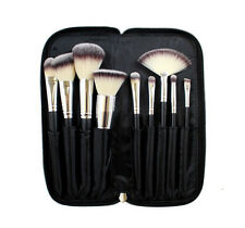 New Morphe Brushes 502 9 Piece Vegan Brush set with Case