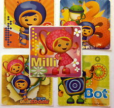15 Team Umizoomi Stickers Party Favors Teacher Supply FREE SHIPPING