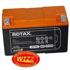 Genuine Rotax Max Lightweight Lithium Battery FREE POSTAGE WIZZ KARTS