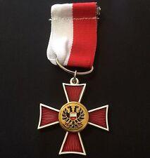 Orden  Hanseatenkreuz  Lübeck 1. Weltkrieg  Exzellente Anfertigung