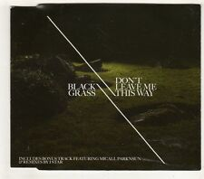 (GW551) Black Grass, Don't Leave Me This Way - 2006 CD