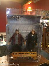 "NECA Harry Potter Half Blood Prince 6"" Figure MOC - Harry & Ginny 2 Pack"