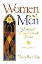 Women and Men: Cultural Constructs of Gender (3rd Edition) Bonvillain, Nancy Pa