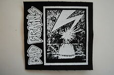 "Bad Brains Cloth Patch Sew On Badge HR Punk Rock Music Approx. 4""X4"" (CP40)"