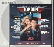 NEW !!Top Gun [Expanded] [Remaster] by Original Soundtrack (Cassette, Aug-1999,.