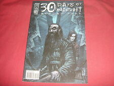 30 DAYS OF NIGHT ANNUAL 2005   Steve Niles IDW Comics NM