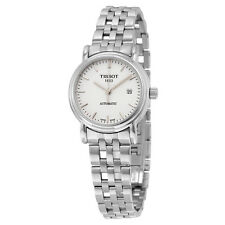Tissot Automatic White Dial Stainless Steel Ladies Watch T95118391