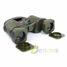 50mm Tube 10x-50x50 Wide Angle HD Night Vision Professional Travel Binoculars