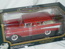 Road Tough - 1:18 - 92088 -  Chevrolet Nomad 1957  - OVP