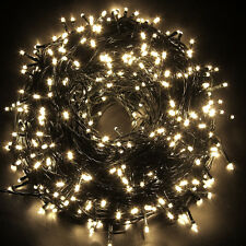 Waterproof Fairy Lights 100 /200 /300/400/500 LED Outdoor Christmas Tree Wedding