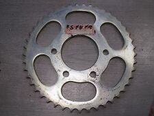 KAWASAKI NOS REAR SPROCKET F5 F8 F9 F81M  42041-113    45T