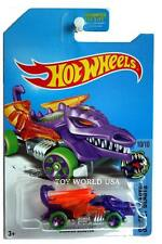2017 Hot Wheels #10/10 Street Beasts Dragon Blaster Treasure Hunt