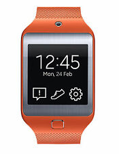 Samsung Galaxy Gear 2 Neo STRAP BAND Smartwatch Replacement for Gear 2 Orange