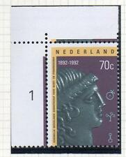 NETHERLANDS MNH 1992 The 100th Anniversary of the Royal Numismatics Society