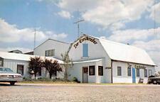 WALNUT CREEK, OH  Ohio         DER CANDLEMAKER SHOP        Roadside Postcard