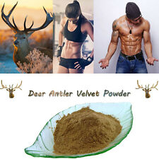1 oz 100% PURE - DEER ANTLER VELVET 20:1 EXTRACT POWDER ANTI AGING 33