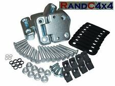 1070 Land Rover Series 3 Front Door Hinge Heavy Duty Kit for 2 Front Doors