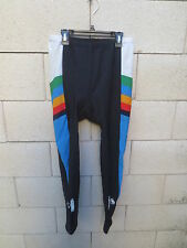Cuissard long cycliste CASTELLI THERMODRESS + cycling pant noir hiver M