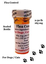 K9 Flea Control Dogs / Cats 2-30lb 6 +1 FREE Killer tiny Sealed Last 30 days