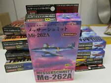 MITSUWA - 1/144 SCALE AIRPLANE SERIES - MESSERSCHMITT Me-262A Model Kit PLane