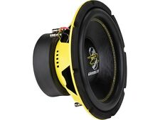 Ground Zero Radioactive 30 cm Subwoofer GZRW 30XSPL-D2 1500 W SPL 86 dB Sub