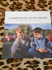 L'audition de votre enfant - Guide parental - Widex, 2007