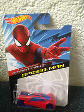Hot Wheels 2014 Marvel The Amazing Spiderman 2  NEU / OVP