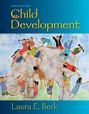 CHILD DEVELOPMENT 9th EDITION W/ ACCESS CODE NEW SEALED LAURA E. BERK