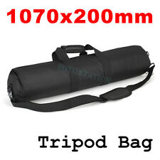 "1070 x 200mm Camera Tripod Bag Light Stand Case 42"" Fits Gitzo Velbon Manfrotto"