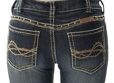 $30 OFF 32x31(Short) Cowgirl Tuff DONT FENCE ME IN WEST Jeans ~ Was $90 ~LAST 1
