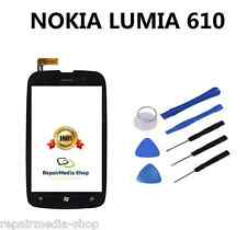 NOKIA LUMIA 610 DISPLAY TOUCH SCREEN DIGITIZER GLAS FÜR LCD *24 M. GARANTIE*
