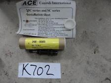 Controles de Ace Mc 75 M-3 K702 Stock