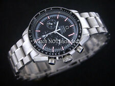 NEW STAINLESS STEEL BRACELET STRAP FOR OMEGA SPEEDMASTER 20mm WATCH SOLID LINKS
