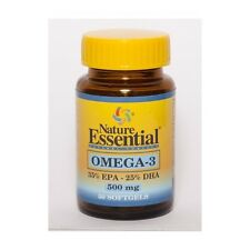 OMEGA 3 500 mg 50 perlas Nature Essential