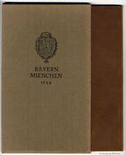 Zeiller: il Bayern Monaco, Francoforte sul Meno, Merian 1654, fac simili di 1964.